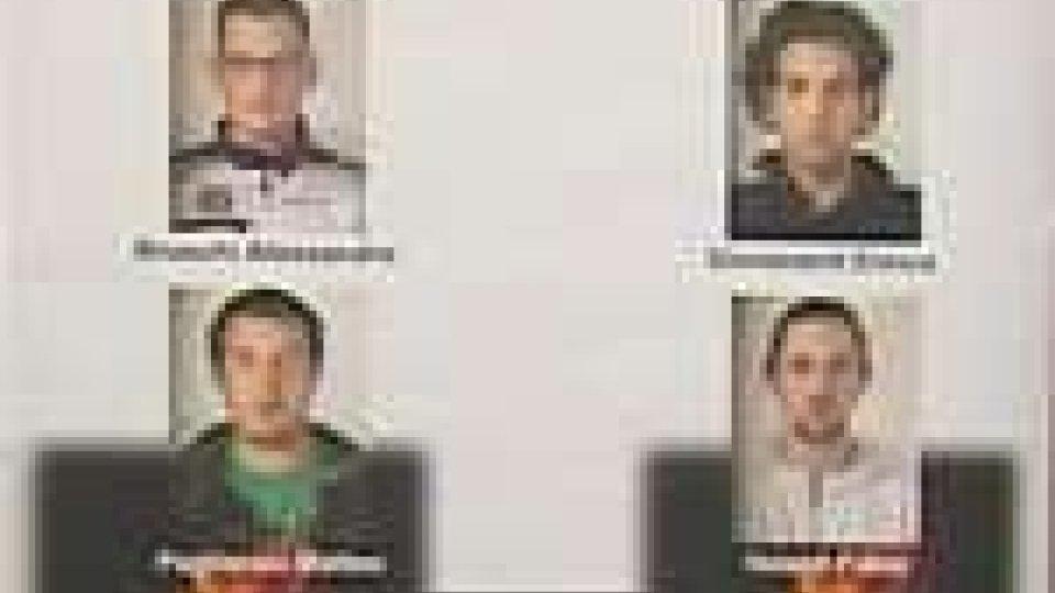 I quattro ragazzi