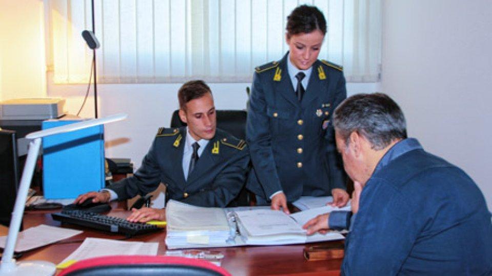 """Guardia di FinanzaOperazione """"Galateo""""della Guardia di Finanza, rogatorie anche a San Marino"""