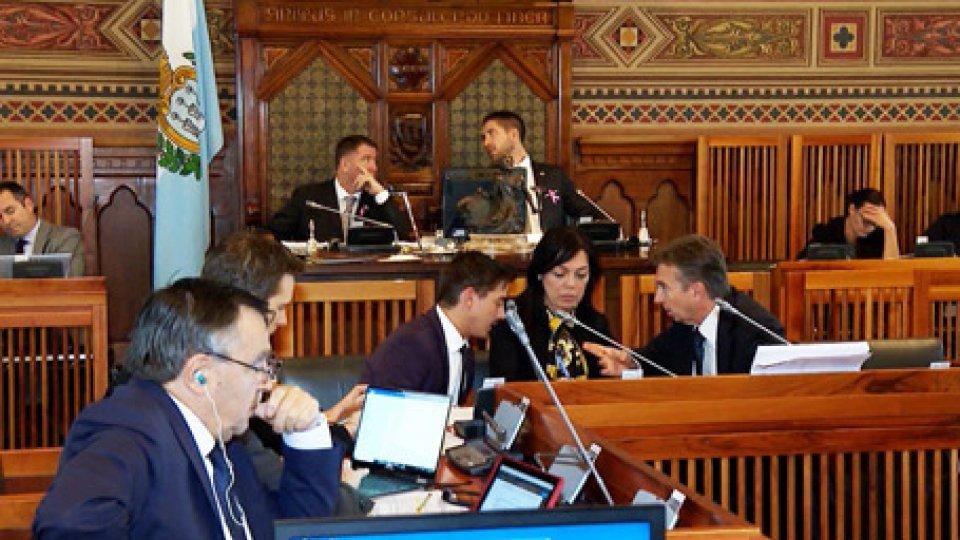 Consiglio Grande e GeneraleConsiglio: lunedì si vota il bilancio