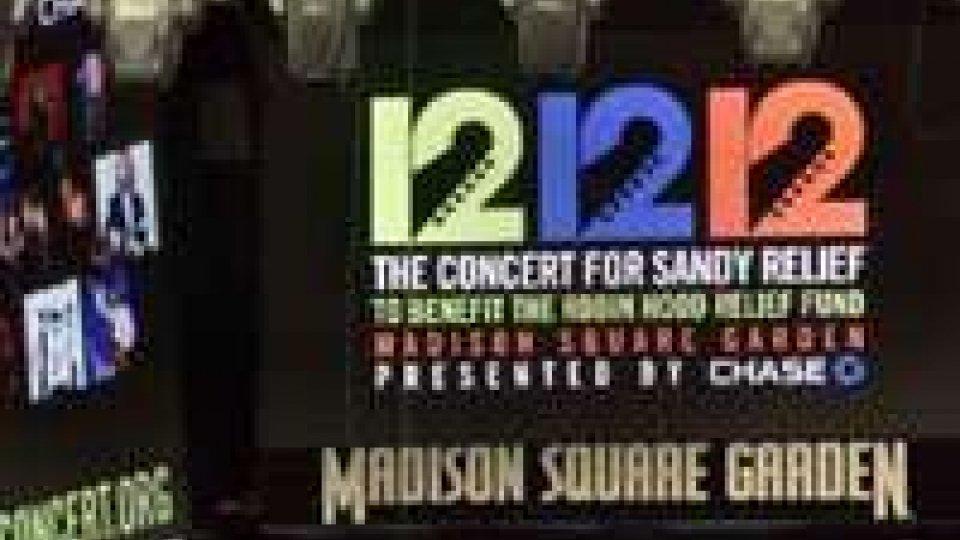 Concerto per Sandy a New York: raccolti 30 mln di dollari solo con biglietti