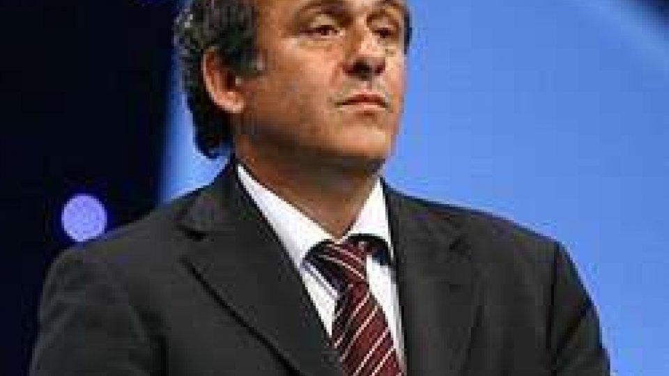 """Nyon, l'Uefa non tradisce Platini: per lui un """"processo equo e rapido"""""""