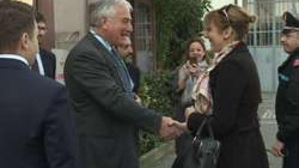 Gruppo ASA riceve la visita di Sua Eccellenza Jill Morris, l'Ambasciatore Britannico in Italia e a San Marino