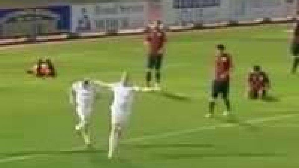 San Marino - Reggiana 4-0
