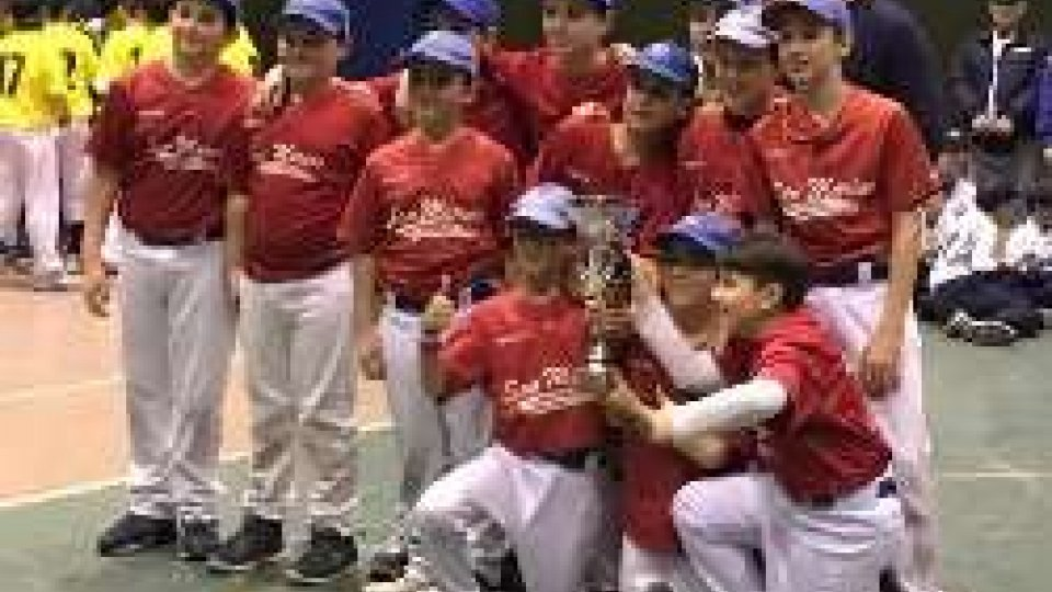 San Marino Baseball vince la Winter League