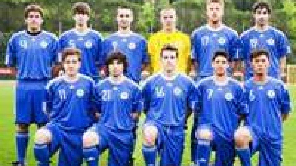 Nazionale Under 18: Romania - San Marino 1-0