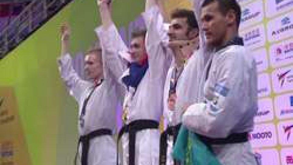 Taekwondo, bilancio positivo per la nazionale sammarinese