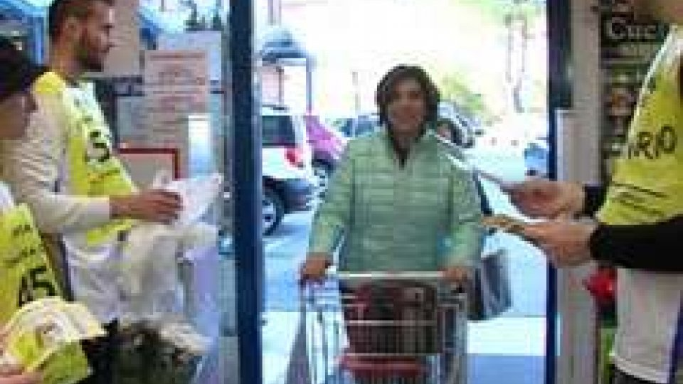 Colletta Alimentare: appuntamento con la solidarietà in 20 supermercatiColletta Alimentare: appuntamento con la solidarietà in 20 supermercati