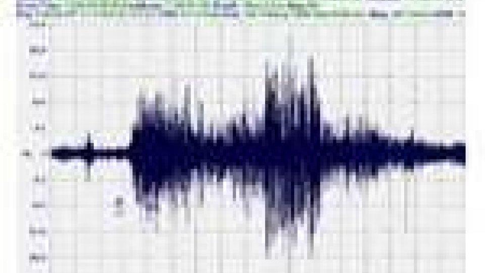Lieve terremoto in Romagna
