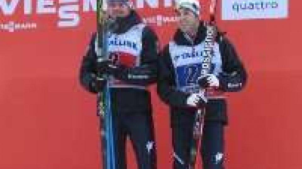 Falun: Italia di bronzo nello sprint a squadre
