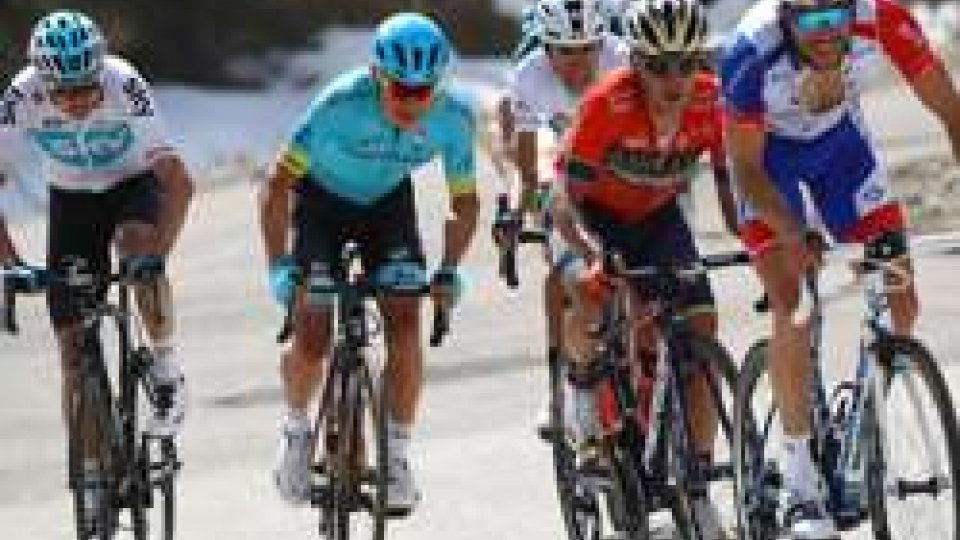 Tour of the Alps: i corridori dell'Astana si aggiudicano la terza tappa