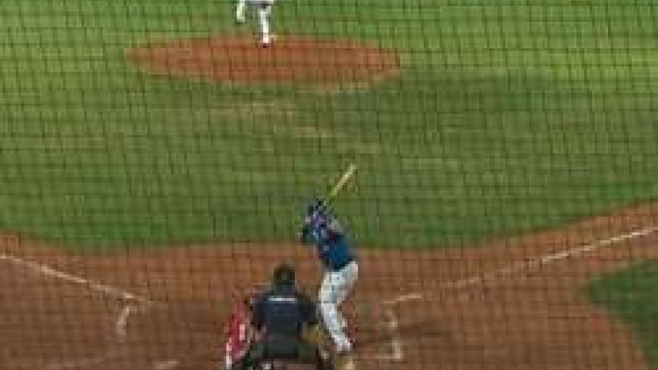 Baseball: ultima giornata senza sorprese, la T&A perde con Padova