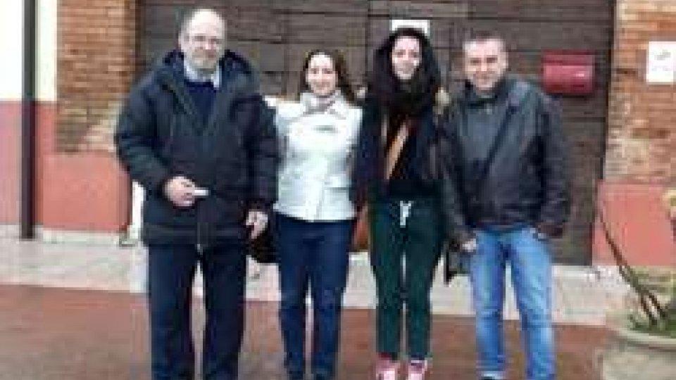 San Marino for the Children onlus insieme per la  SIRIA