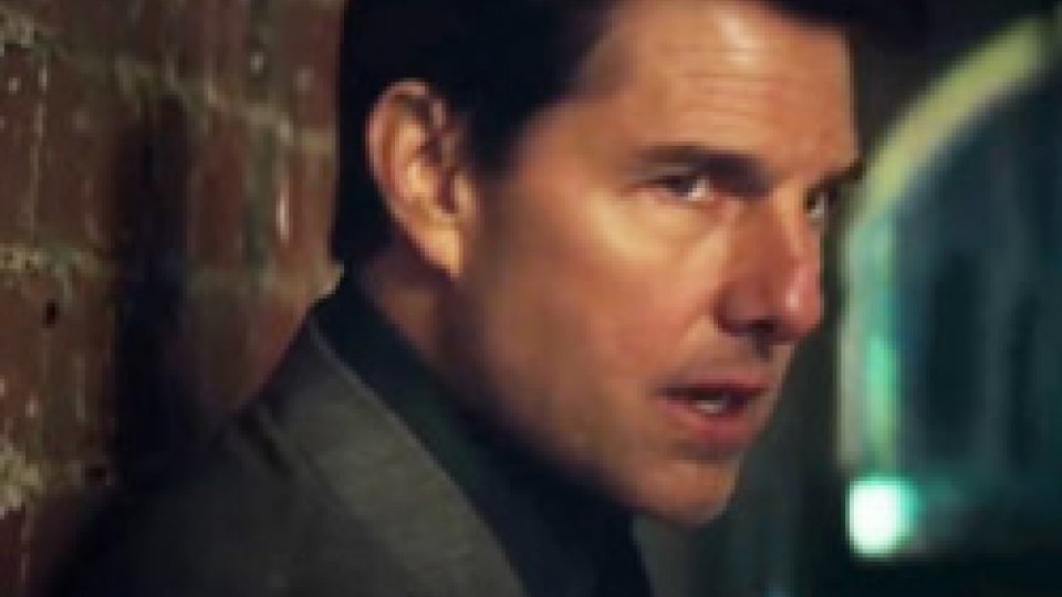 "MISSION IMPOSSIBLE: ""FALLOUT""TOM CRUISE in ""caduta libera..."" (FALLOUT) a SAN MARINO"