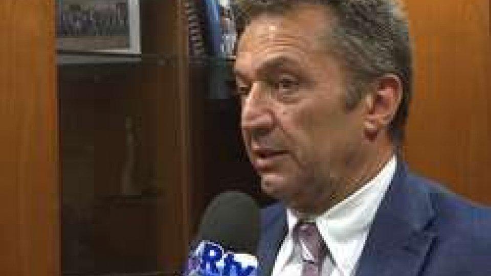 Marco TuraVicenda Alciato: Tura, ho preso questa decisione per tutelare il nostro calcio