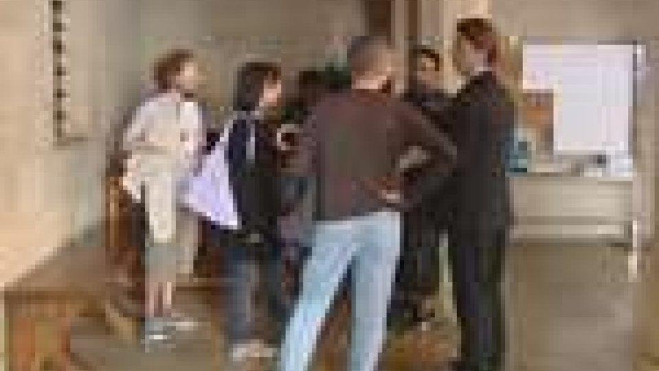 San Marino - Consiglio: incontro gruppi parlamentari-Sottomarino