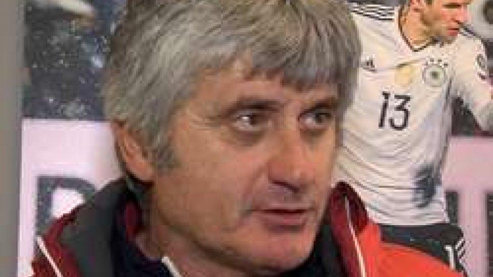 """Daniele ArrigoniUnder 17, Arrigoni: """"CT San Marino? Non c'erano le condizione, ma in futuro non scarto l'ipotesi"""""""
