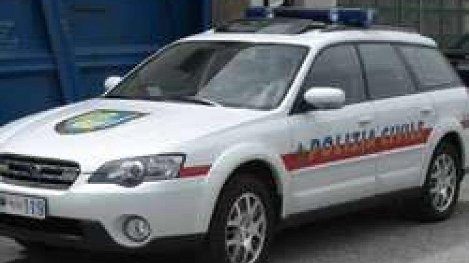 La Polizia Civile ha arrestato un cittadino sloveno