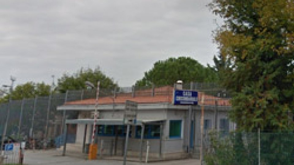 Il carcere di Rimini