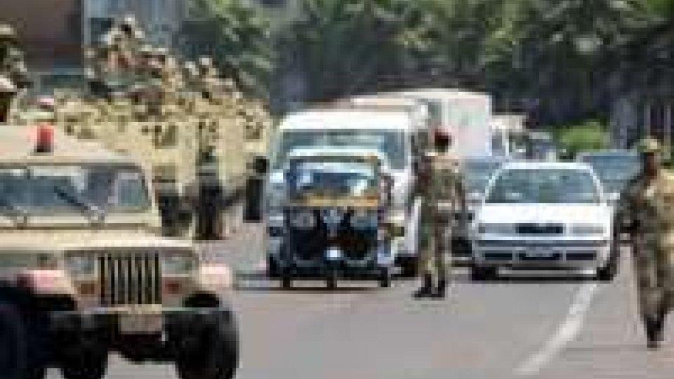 Egitto: l'esercito presidia il Cairo