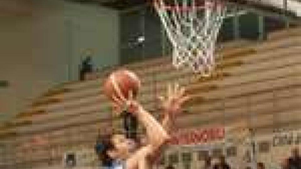 Basket: sconfitta la nazionale sammarinese agli Europei under 16