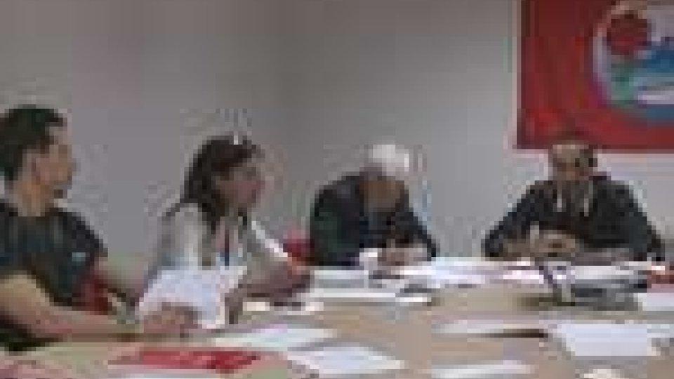 Psrs, gruppo consiliare