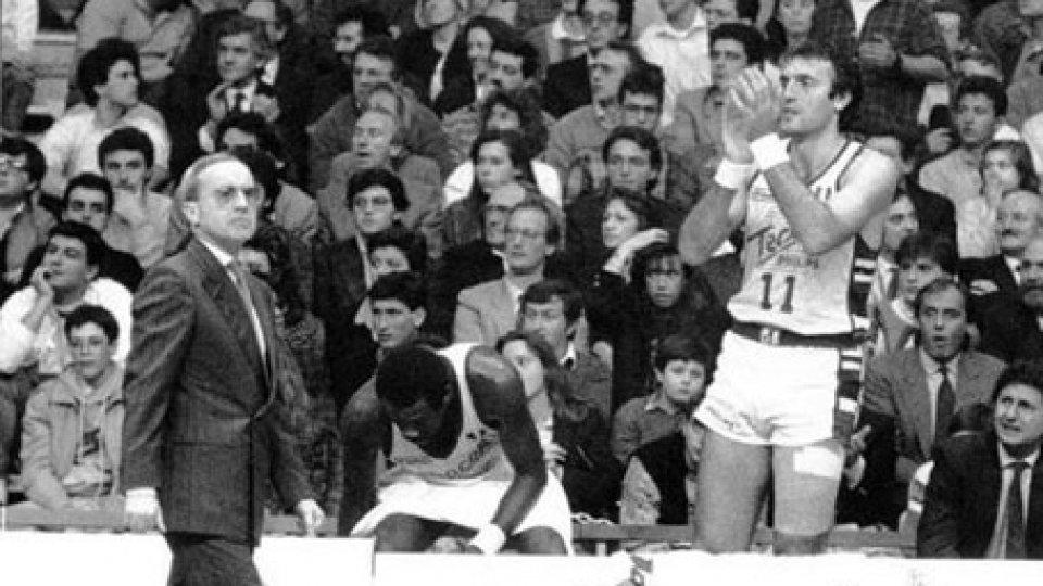 Dan Peterson e Dino Meneghin