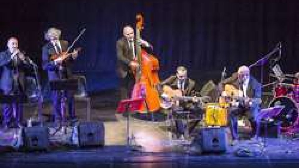 29 settembre: Hot Club Roma Orchestra in concerto x Rimini Jazz 2017