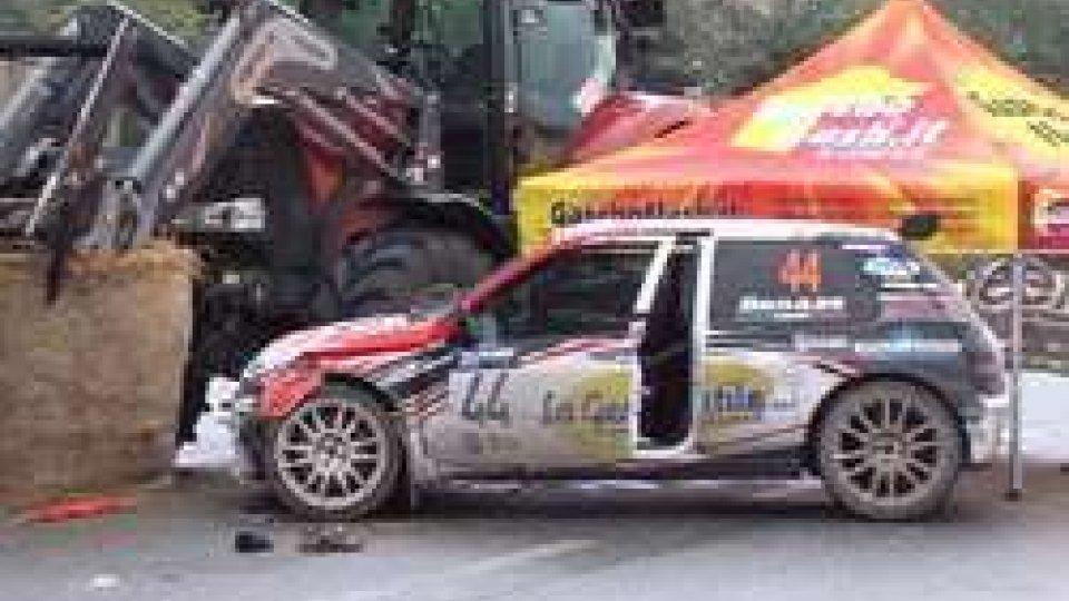 Incidente Rally