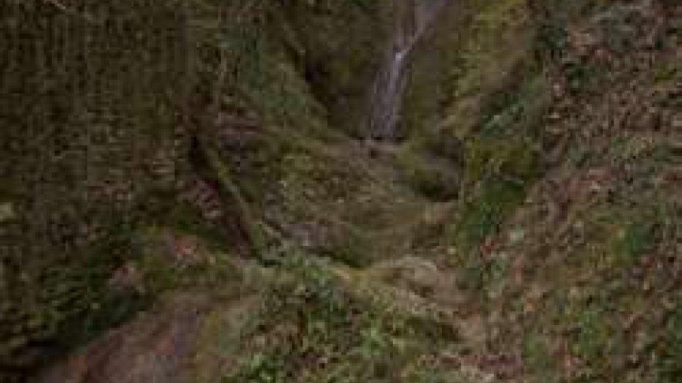 Le cascatelle di Canepa