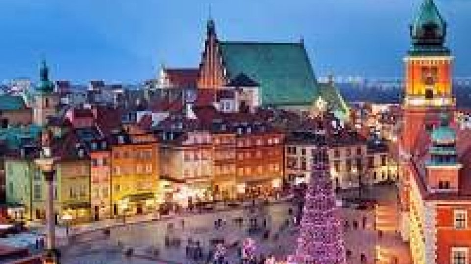 Viaggi: Varsavia