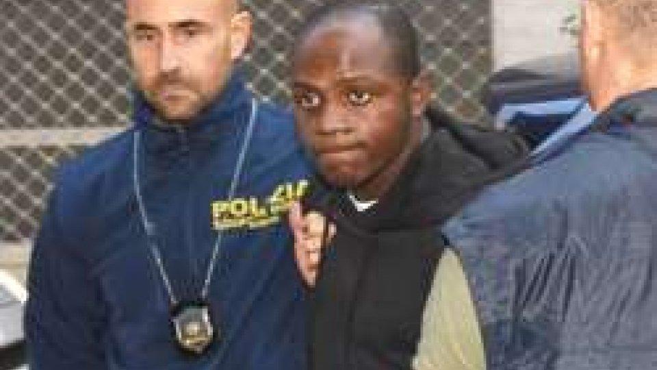 """Stupri Rimini, Butungu confessa: """"Sono pentito"""""""