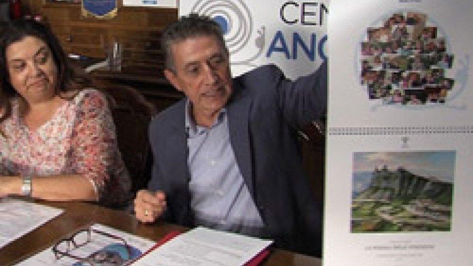 """Checco Guidi presenta il calendario""""La poesia delle stagioni"""". Il calendario 2019 firmato da Checco Guidi a sostegno la fondazione onlus Centro Anchi'io"""