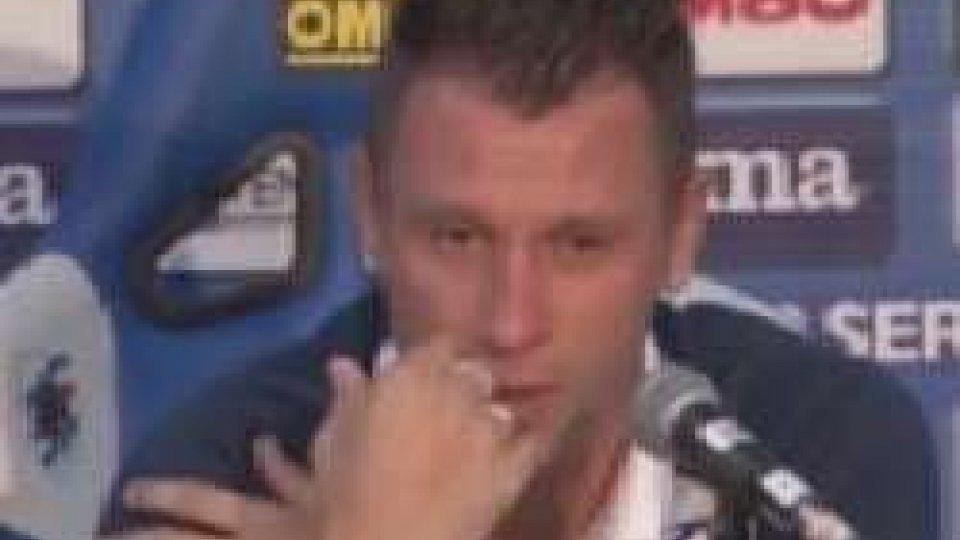 """Antonio CassanoCassano: """"E' un falso chi ha scritto che ho chiamato Balotelli"""""""