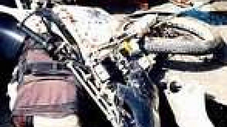 Incidente stradale a Borgo Maggiore
