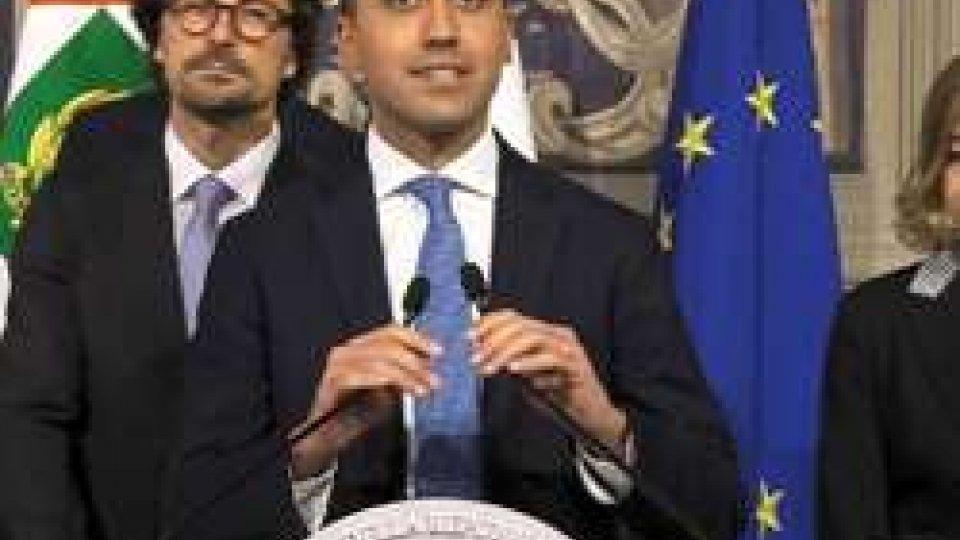 Luigi Di MaioConsultazioni, il Pd chiude la porta in faccia al M5S