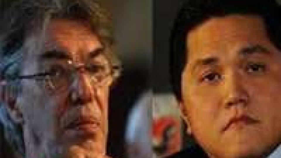 Inter: Tohir-Moratti