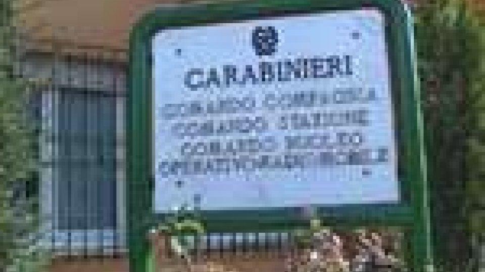 Arrestato l'autore di un furto a Villa Verucchio