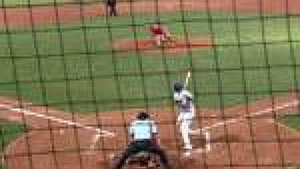 Baseball: San Marino piega Grosseto a suon di fuoricampo, Parma travolge Rimini