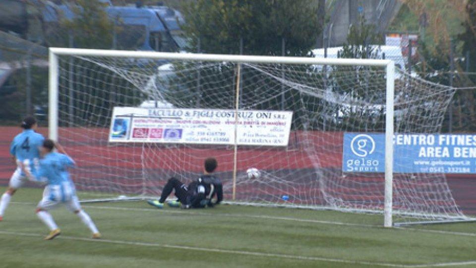 Al San Marino non basta De Cristofaro: Reggio Audace vince 2-1Al San Marino non basta De Cristofaro: Reggio Audace vince 2-1