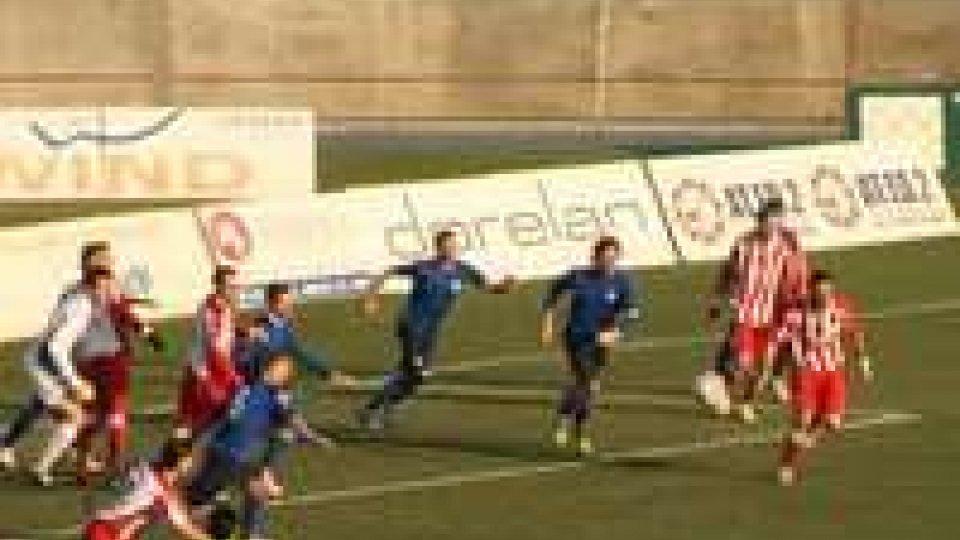 Forlì - Porto Tolle 1-0Forlì - Porto Tolle 1-0