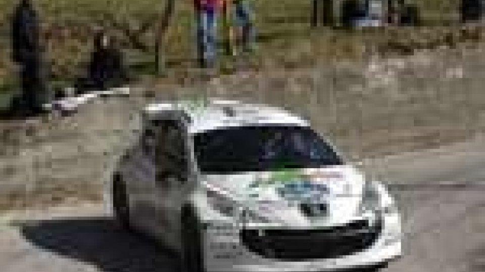 Campionato rally: Tomassini costretto al ritiro