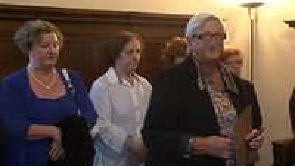 Sums: delegazione femminile dai Reggenti