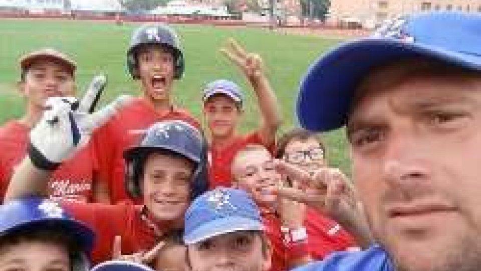 Vittoria fuori casa per i ragazzi del SM Baseball
