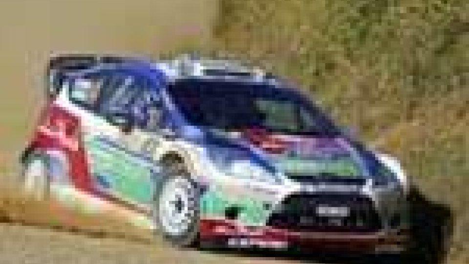 Rally d'Australia, comanda Latvala