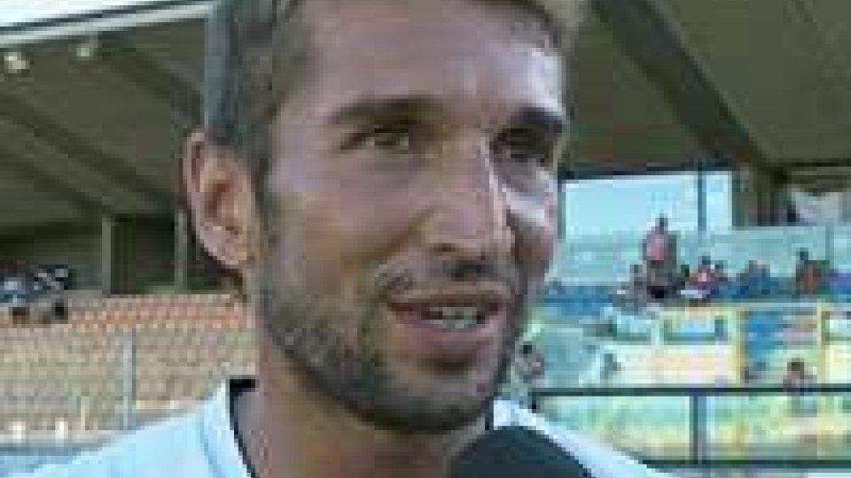 Chiaretti rinnova con il San Marino fino al 30 giugno 2013Chiaretti con il San Marino fino al 30 giugno 2013