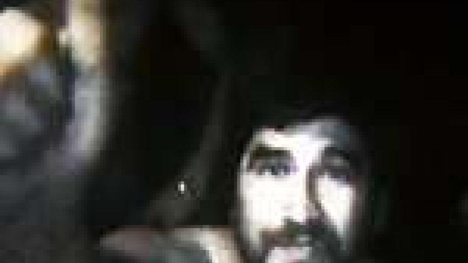 Cile, le prime immagini dei minatori rimasti intrappolati sottoterraCile, le prime immagini dei minatori rimasti intrappolati sottoterra