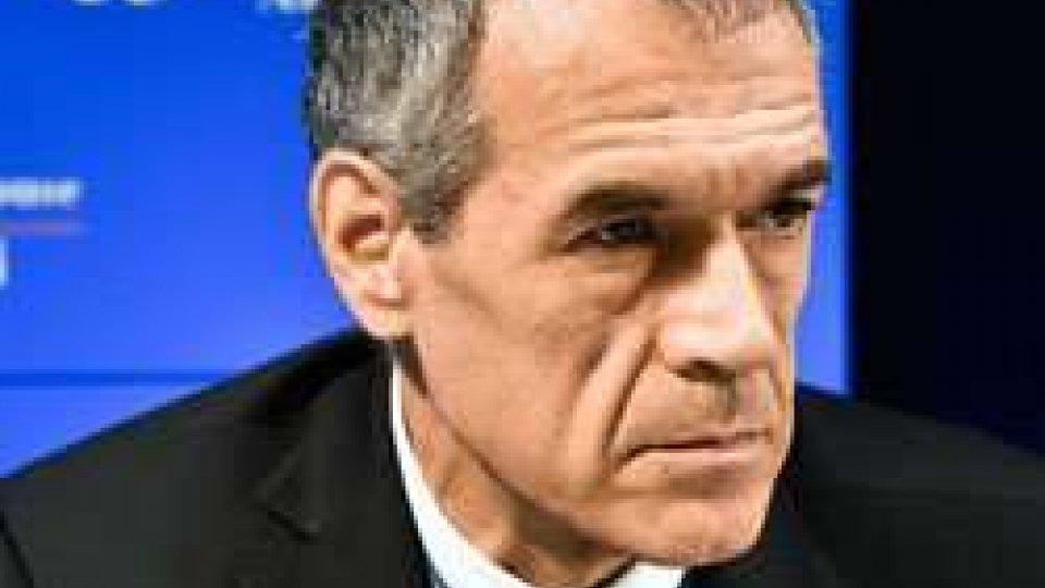 """Meeting, Cottarelli del FMI su SM: """"La ripresa c'è stata""""Meeting, Cottarelli del FMI su SM: """"La ripresa c'è stata"""""""