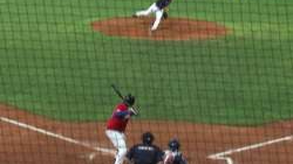 Baseball: la T&A batte a Padova 5-2 ed è in testa alla classifica