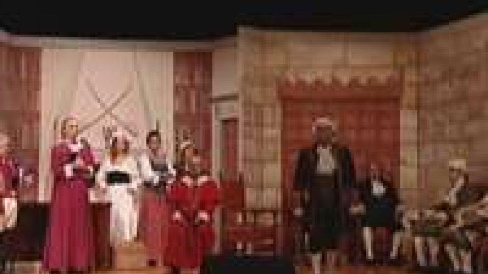 I 50 anni del Piccolo Teatro Arnaldo MartelliI 50 anni del Piccolo Teatro Arnaldo Martelli
