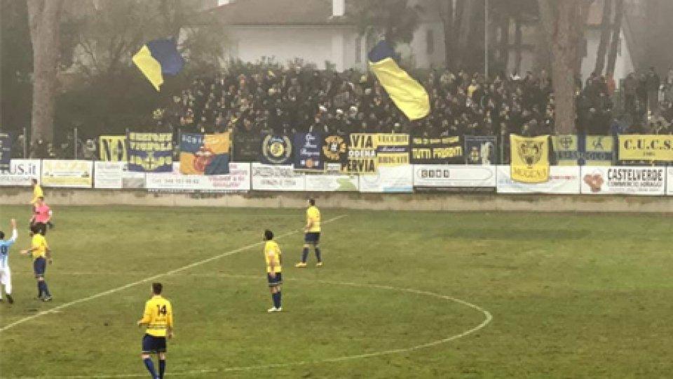 Il San Marino ferma la capolista Modena